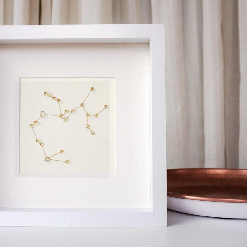 crystal grid sterrenbeeld